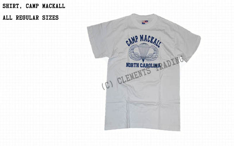 T-Shirt, Camp Mackall
