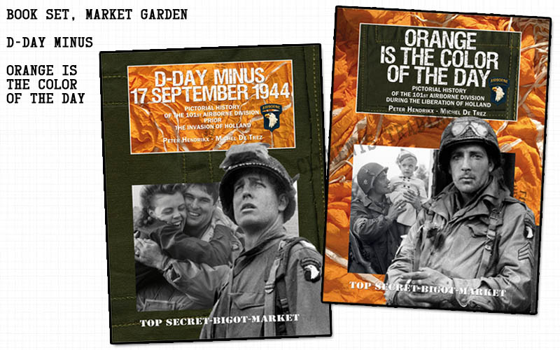 Book Set, Market Garden